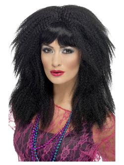 80s Trademark Crimp Wig - The Halloween Spot