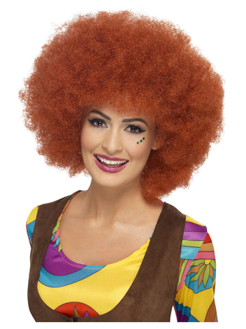 1960s Afro Wig