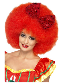 Smiffy's Mega Afro Clown Wig