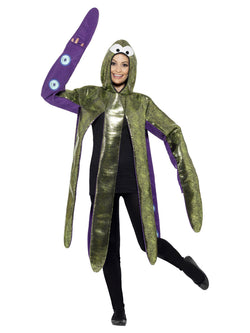 Purple foam bonded Octopus Costume
