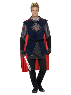 Men's King Arthur Deluxe Costume - The Halloween Spot