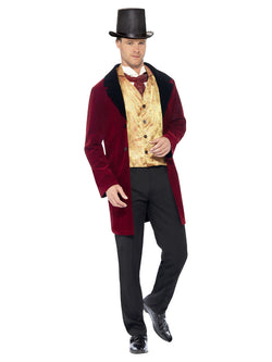 Men's Edwardian Gent Deluxe Costume