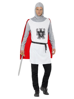 Knight Costume, Economy - The Halloween Spot