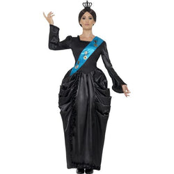 Women's Queen Victoria Deluxe Costume