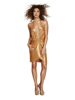 Women's Fever 1970s Disco Diva Costume - The Halloween Spot