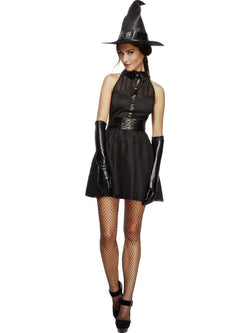 Women's Fever Bewitching Vixen Costume Set