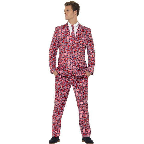 Men's Union Jack Suit