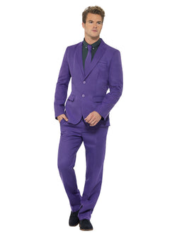 Men's Purple Suit - The Halloween Spot