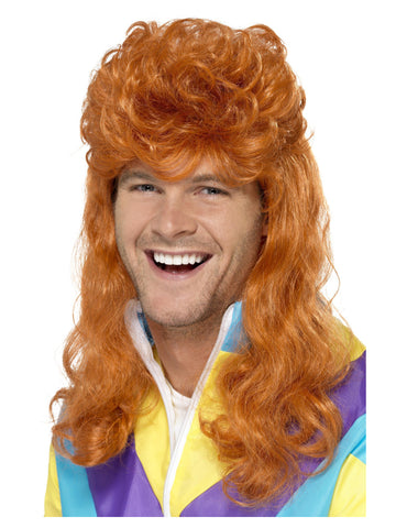 Smiffy's 80s Super Mullet Wig