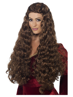 Smiffy's Medieval Princess Wig - The Halloween Spot