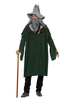Men's Wizard of the Woods Costume