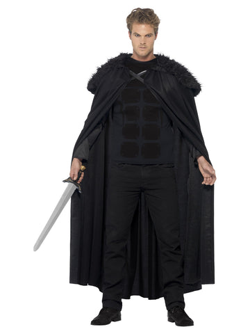 Men's Dark Barbarian Costume