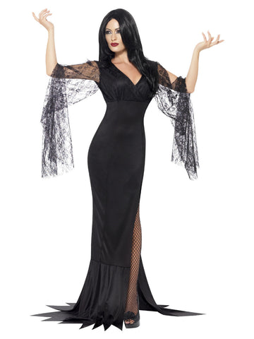 Women's Immortal Soul scary Costume