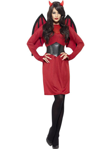 Women's Economy Devil Halloween Costume