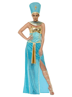 Women's Goddess Nefertiti Costume - The Halloween Spot