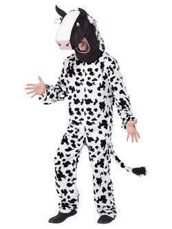 Adult Unisex Cow Costume