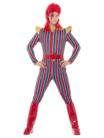 Multicoloured Space Superstar Costume