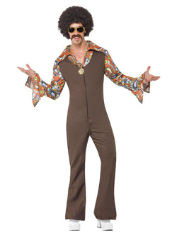 Men's Groovy Boogie Costume