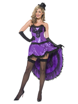 Women's Burlesque Glamour Costume