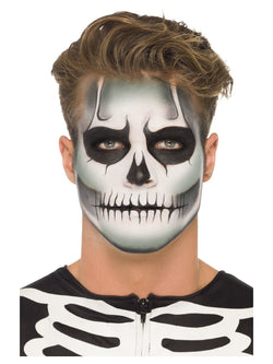 Black & White Glow in the Dark Skeleton Kit