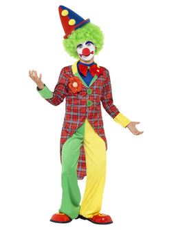 Boy's Clown Costume