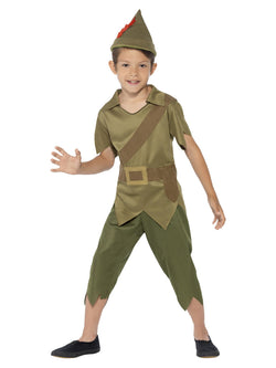Boy's Robin Hood Costume Set