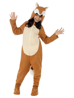 Smiffy's Kid's Size Fox Costume
