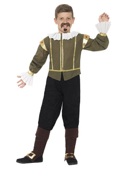 Green Shakespeare Costume
