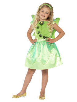 Girl's Forest Fairy Costume - The Halloween Spot