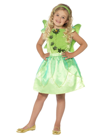 Girl's Forest Fairy Costume