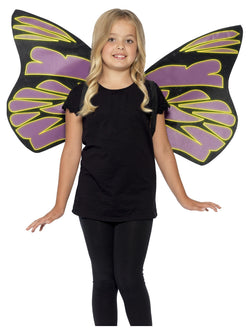Girl's Glow In The Dark Flutter Wings