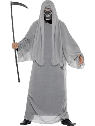 Men's Grim Reaper Costume with mask