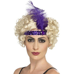 Flapper Headband - The Halloween Spot