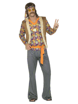 1960s Singer Costume, Male - The Halloween Spot