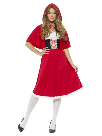 Long Length Red Riding Hood Costume