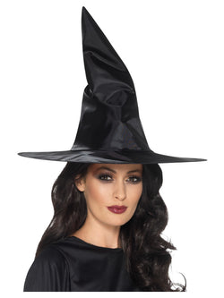 Black female Witches Hat