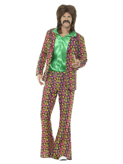 60s Psychedelic CND Suit - The Halloween Spot