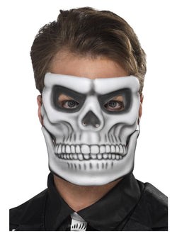 Men's Day of the Dead Skeleton Mask - The Halloween Spot