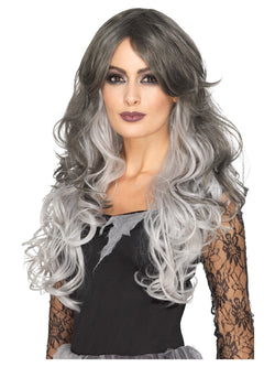 Deluxe Gothic Bride Wig - The Halloween Spot