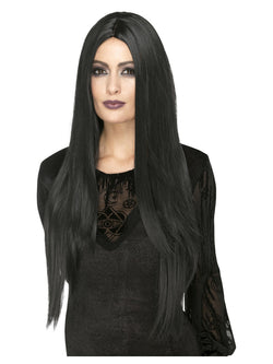 Deluxe Black coloured Witch Wig