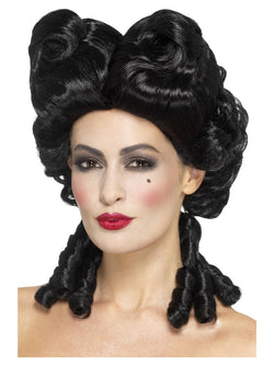 Gothic Baroque Wig - The Halloween Spot