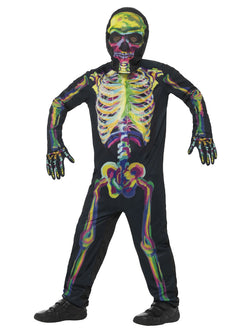 Glow in the Dark Skeleton Costume