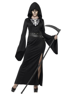 Women's Lady Reaper Costume - The Halloween Spot