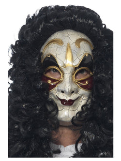 Venetian Masked Highwayman Mask - The Halloween Spot