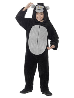 Kids Deluxe Gorilla Costume - The Halloween Spot