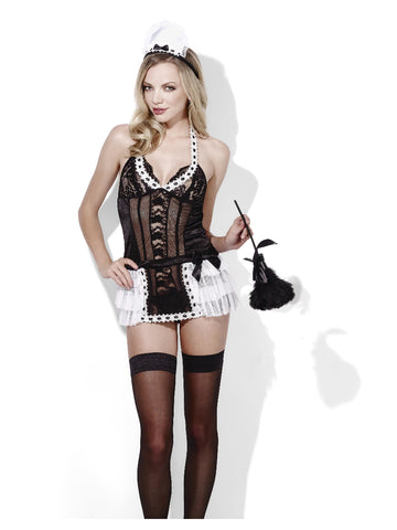 Fever Maid At Your Service Lingerie Set