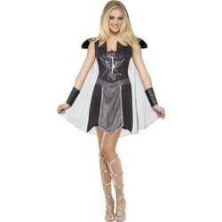 Women's Dark Warrior Costume