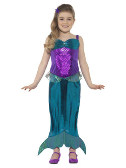 Green Magical Mermaid Costume