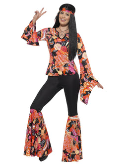 Women's Willow the Hippie Costume - The Halloween Spot