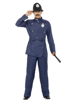 Men's London Bobby Costume - The Halloween Spot